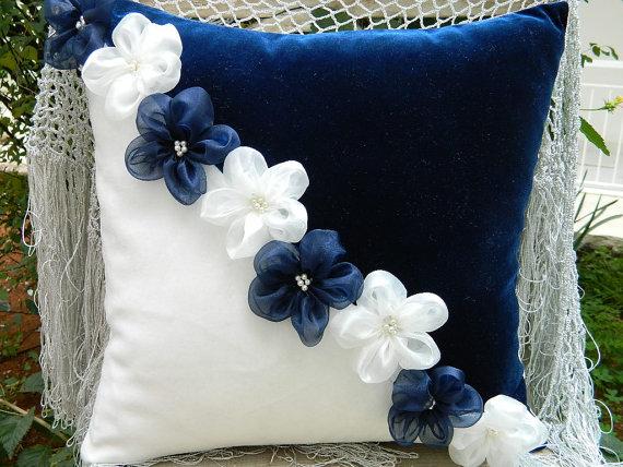 Фото декоративных подушек своими руками